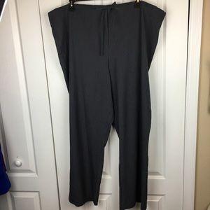 Lane Bryant Tie Front Pants
